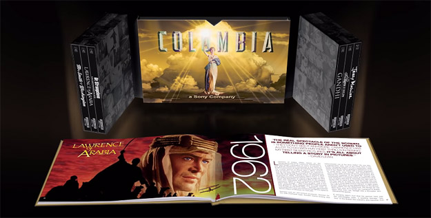 Columbia Classics 4K Ultra HD Collection: Volume 1