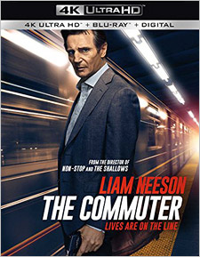 The Commuter (4K Ultra HD Blu-ray)