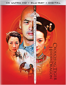 Crouching Tiger Hidden Dragon (Steelbook 4K Ultra HD)