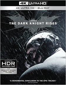 The Dark Knight Rises (4K Ultra HD Blu-ray)