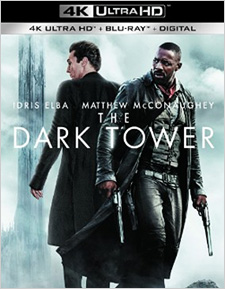 The Dark Tower (4K Ultra HD)