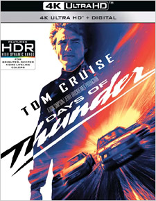 Days of Thunder (4K Ultra HD)