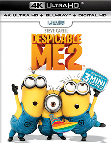 Despicable Me 2 (4K Ultra HD Blu-ray)