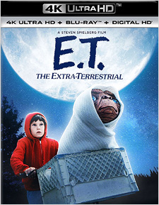 E.T. The Extra-Terrestrial (4K Ultra HD Blu-ray)