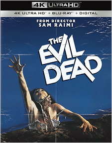 The Evil Dead (4K UHD Disc)