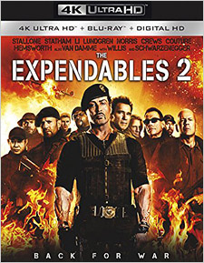 The Expendables 2 (4K Ultra HD Blu-ray)