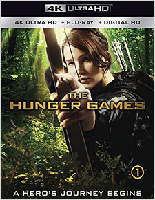 The Hunger Games (4K Ultra HD Blu-ray)