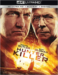Hunter Killer (4K Ultra HD)