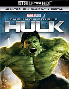 The Incredible Hulk (4K Ultra HD Blu-ray)