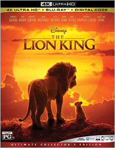 The Lion King (2019) (4K Ultra HD)