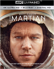 The Martian (4K UHD Blu-ray)