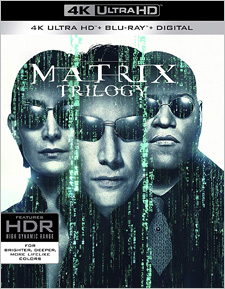 The Matrix Trilogy (4K Ultra HD Blu-ray)