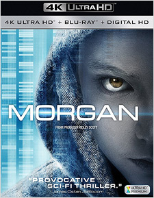Morgan (4K Ultra HD Blu-ray)