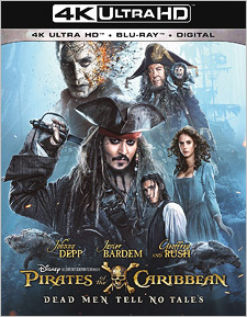 Pirates of the Caribbean: Dead Men Tell No Tales (4K Ultra HD Blu-ray)