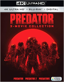 Predator Trilogy (4K Ultra HD)