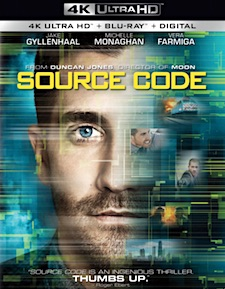 Source Code (4K Ultra HD Blu-ray)