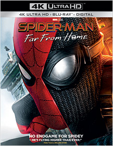 Spider-Man: Far From Home (4K UHD Disc)