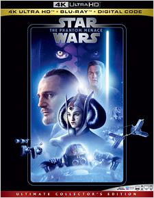 Star Wars: The Phantom Menace (4K Ultra HD)