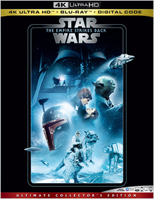 Star Wars: The Empire Strikes Back (4K Ultra HD)