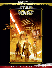 Star Wars: The Force Awakens (4K Ultra HD)