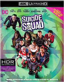 Suicide Squad (4K Ultra HD Blu-ray)