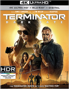 Terminator: Dark Fate (4K Ultra HD)