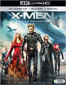 X-Men 3 Film Collection (4K Ultra HD)