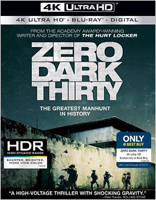 Zero Dark Thirty (4K Ultra HD)