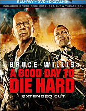 A Good Day to Die Hard (Blu-ray Disc)
