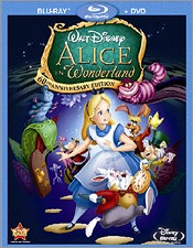 Alice in Wonderland: 60th Anniversary Edition (Blu-ray Disc)
