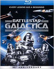Battlestar Galactica: 35th Anniversary Edition (Blu-ray Disc)