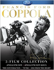 Francis Ford Coppola: 5-Film Collection (Blu-ray Disc)