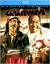 Crimewave (Blu-ray Disc)