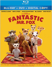 Fantastic Mr. Fox (Blu-ray Disc)