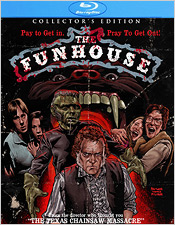 The Funhouse: Collector's Edition (Blu-ray Disc)