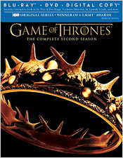 Game of Thrones: The Complete Second Season (Blu-ray Disc)