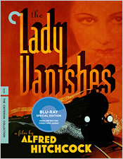 The Lady Vanishes (Criterion Blu-ray Disc)
