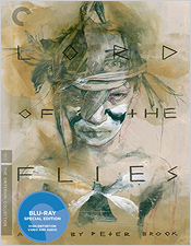 Lord of the Flies (Criterion Blu-ray Disc)