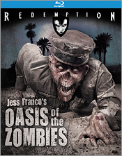 Oasis of the Zombies (Blu-ray Disc)