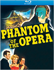 Phantom of the Opera (1943 - Blu-ray Disc)