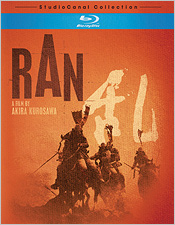 Ran (Blu-ray Disc)