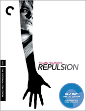 Repulsion (Criterion Blu-ray Disc)