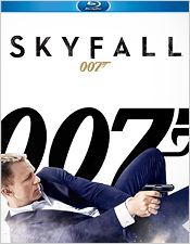 Skyfall (Blu-ray Disc)