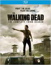 The Walking Dead: Season Three (Blu-ray Disc)