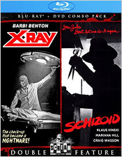 X-ray/Schizoid (Blu-ray Disc)