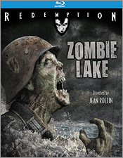 Zombie Lake (Blu-ray Disc)
