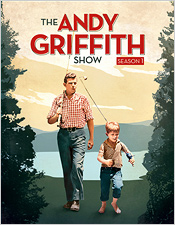 The Andy Griffith Show: Season 1 (Blu-ray Disc)