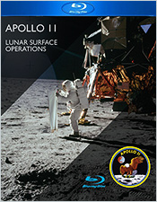Apollo 11: Lunar Surface Operations (Blu-ray Disc)
