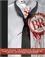 Battle Royale: The Complete Collection (Blu-ray Disc)
