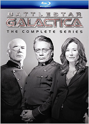 Battlestar Galactica: The Complete Series (Blu-ray Disc - new packaging)